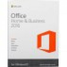 Microsoft Office Home & Business 2016 - 32/64-bit - Español - DVD