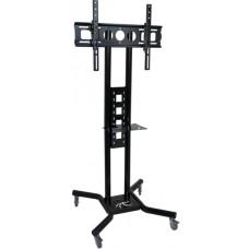 "Soporte universal - pedestal para pantallas LED/LCD ajustable hasta 60"""