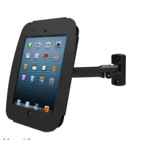 Soporte de pared para ipad - tabletas con llave seguridad